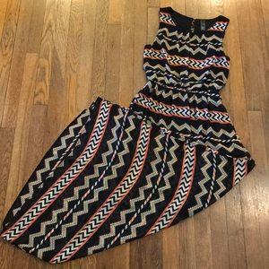 Dresses & Skirts - Tribal Maxi Dress 🍂 Fall Transitional 🍂